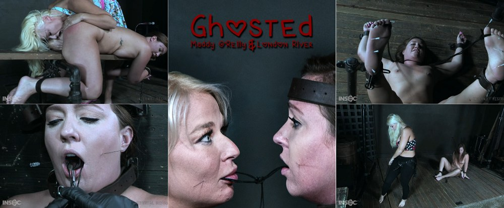 InfernalRestraints - Maddy O'Reilly, London River - Ghosted