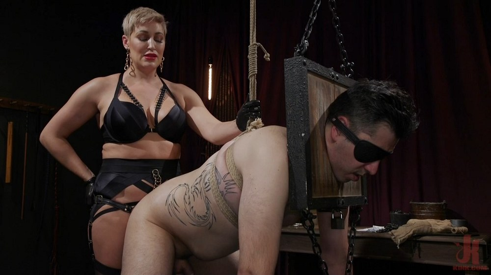 Kink - Ryan Keely - The Goddess and The Novice: Ryan Keely Rules Over Papa Georgio