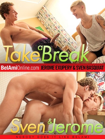 BelAmi - Sven Basquiat & Jerome Exupery - Take a Break