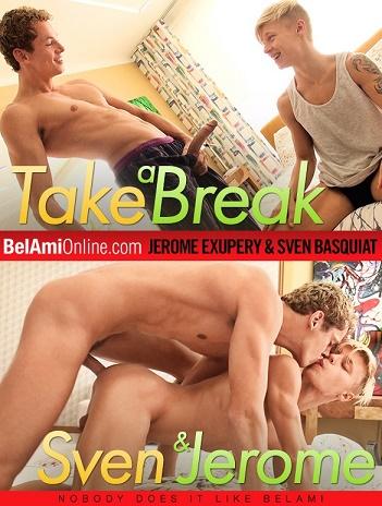 BelAmi - Sven Basquiat & Jerome Exupery - Take a Break