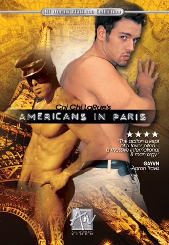 AllWorldsVideo - Americans in Paris