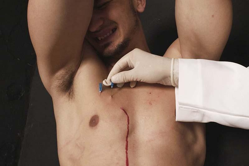 RusCapturedBoys - The Tortures of Prisoner Andrei. Final