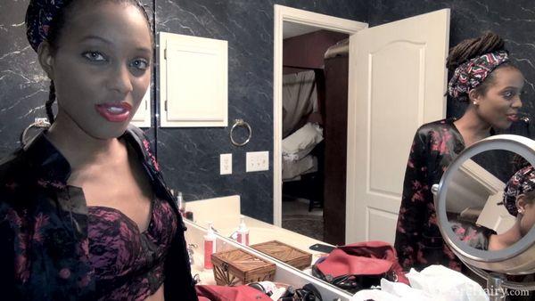 Saf - Silver Mirror Pink Robe (HD 720p)