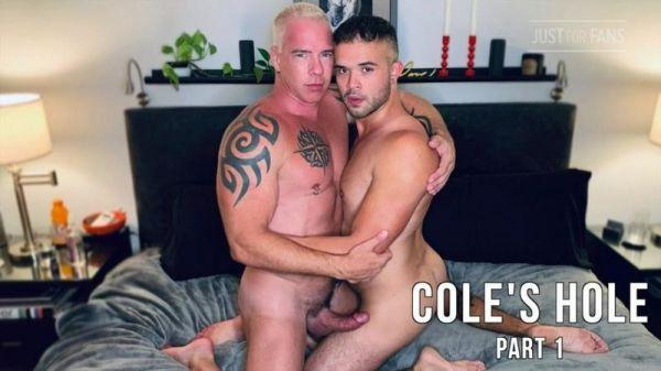 JustForFans - Ryan Carter - Coles Hole part 1
