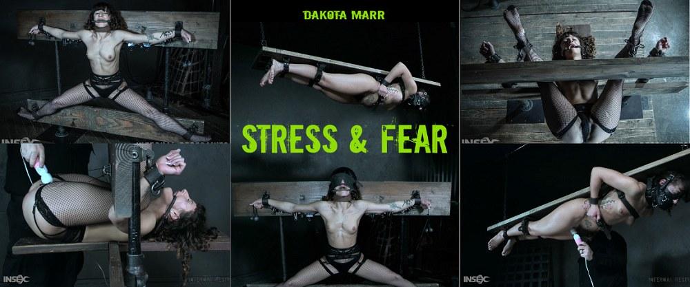 InfernalRestraints - Dakota Marr - Stress & Fear