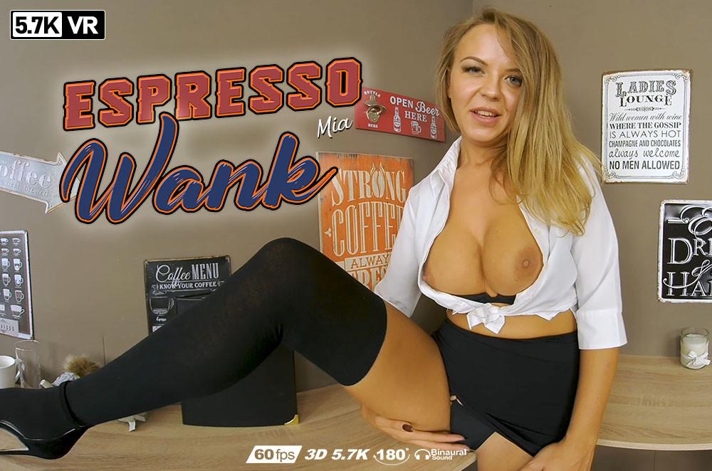 Espresso Wank, Mia, Apr 03, 2019, 3d vr porno, HQ 2880