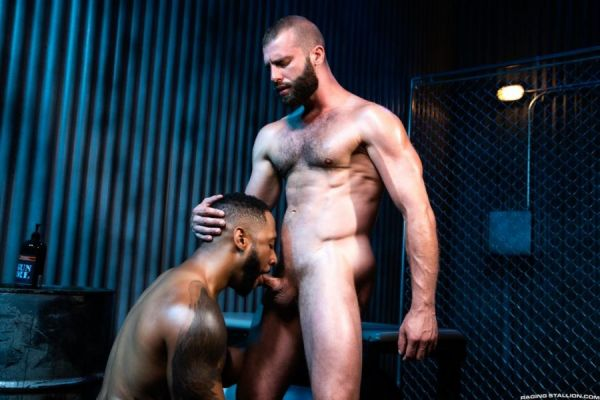 RagingStallion - Manscent - Donnie Argento & Jaxx Maxim