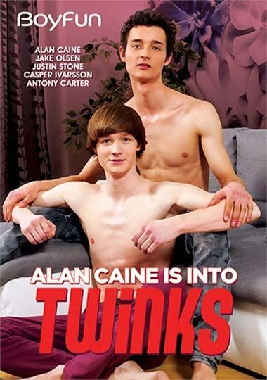 BoyFun - Alan Caine is Into Twinks