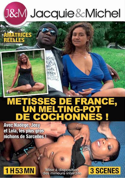 Metisses de France un Melting Pot de Cochonnes