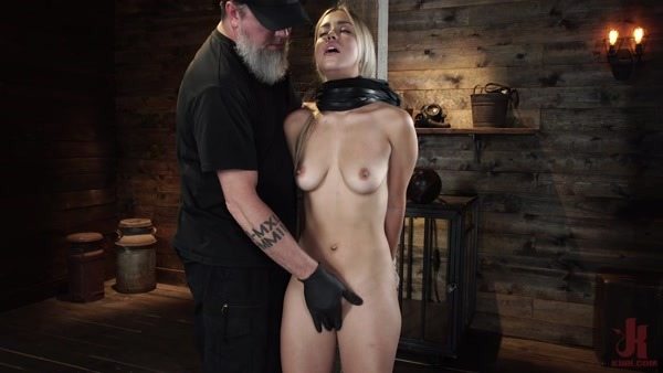 Alina Lopez - Tormented in Extreme Bondage and Made to Cum (2019 / HD 720p)