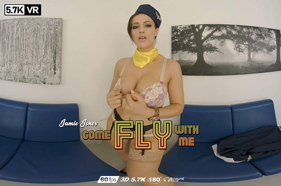 Come Fly With Me, Jamie Jones, Sep 30, 2018, 3d vr porno, HQ 2880
