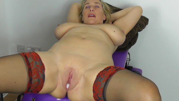 Camilla Creampie (EU) (45) - Fisting and Fuck Horny Mature lady (FullHD 1080p)