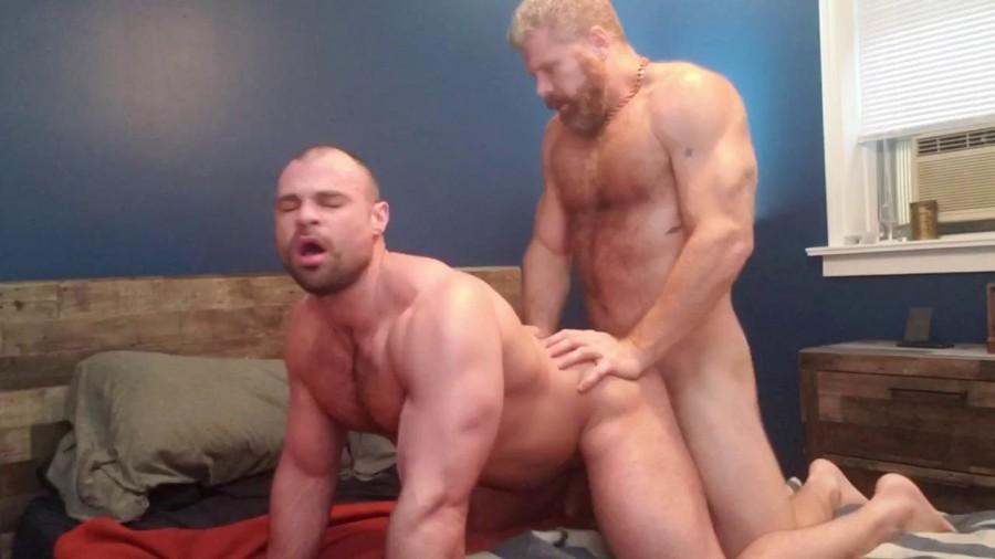 RawFuckClub - Jaxx Thanatos & Cain Marko - Breeding Me Softly