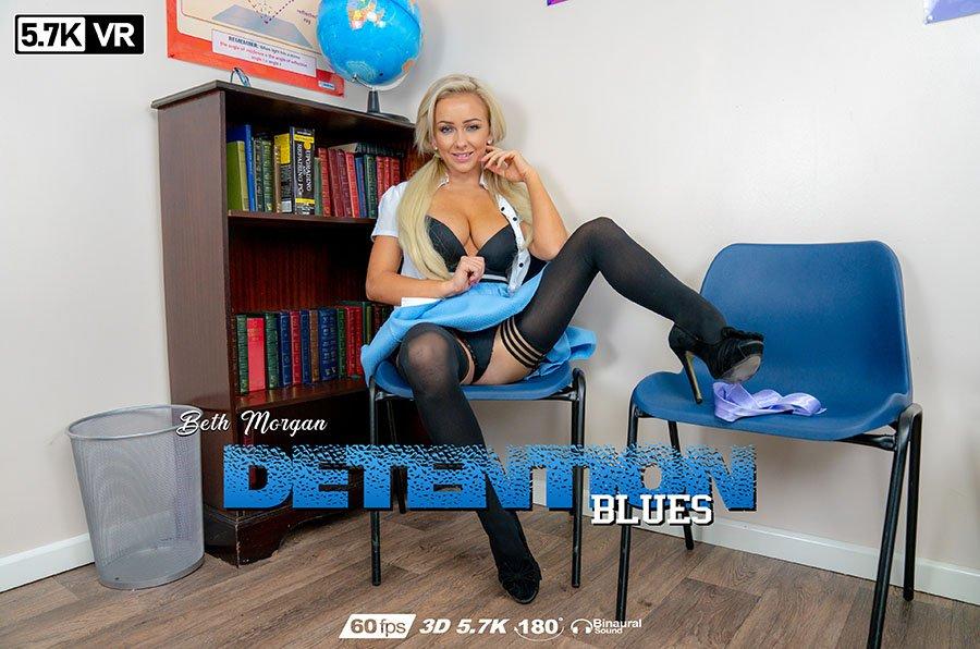 Detention Blues, Bethany Morgan, Dec 23, 2018, 3d vr porno, HQ 2880