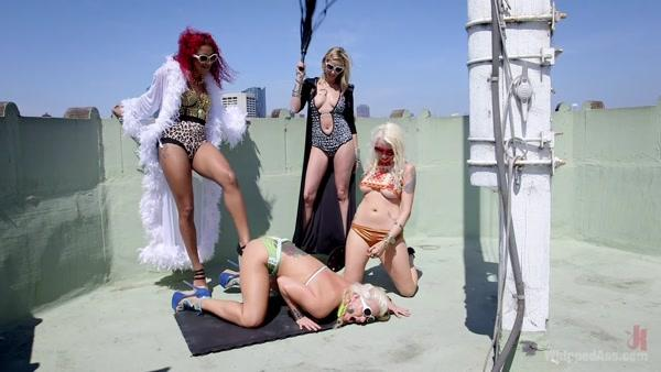 Lorelei Lee , Maitresse Madeline Marlowe , Holly Heart and Daisy Ducati - Bitch Better Lick My Honey - Part 2 (HD 720p)