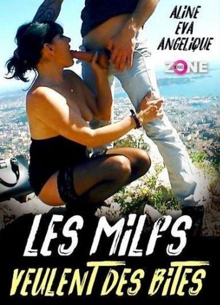 Les MILFs Veulent Des Bites - He MILFs Want Some Cocks (2019 / HD Rip 720p)