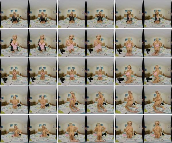 Virtual Reality Girlfriend, Bethany Morgan, Jan 6, 2019, 3d vr porno, HQ 2880