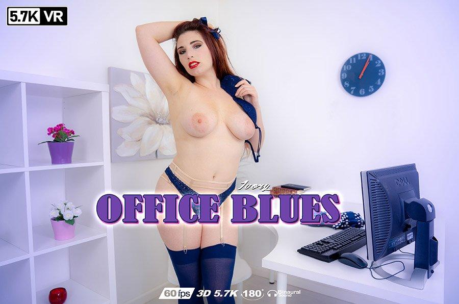 Office Blues, Ivory, Jan 22, 2019, 3d vr porno, HQ 2880