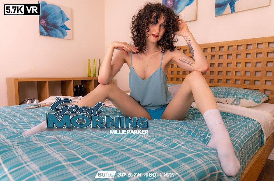 Good Morning, Millie Parker, Jan 16, 2019, 3d vr porno, HQ 2880