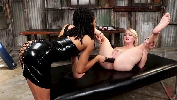 Lisey Sweet, Kira Noir - Anal Dungeon - Lisey Sweet`s Big Ass Gets Worked by Mistress Kira Noir (HD 720p)