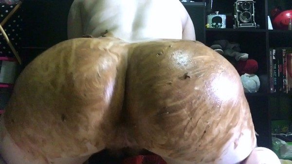 ChubbiBunni - Ass Worship Humiliation Smear (FullHD 1080p)
