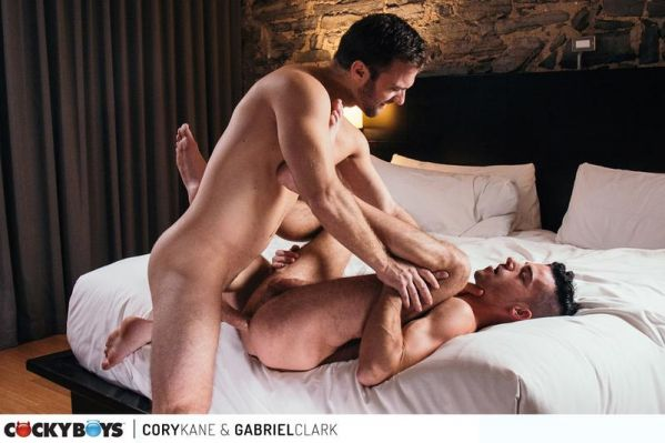 CockyBoys - Cory Kane & Gabriel Clark - Bareback