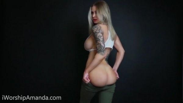 Goddess Amanda - Cum on Your Mind CEI