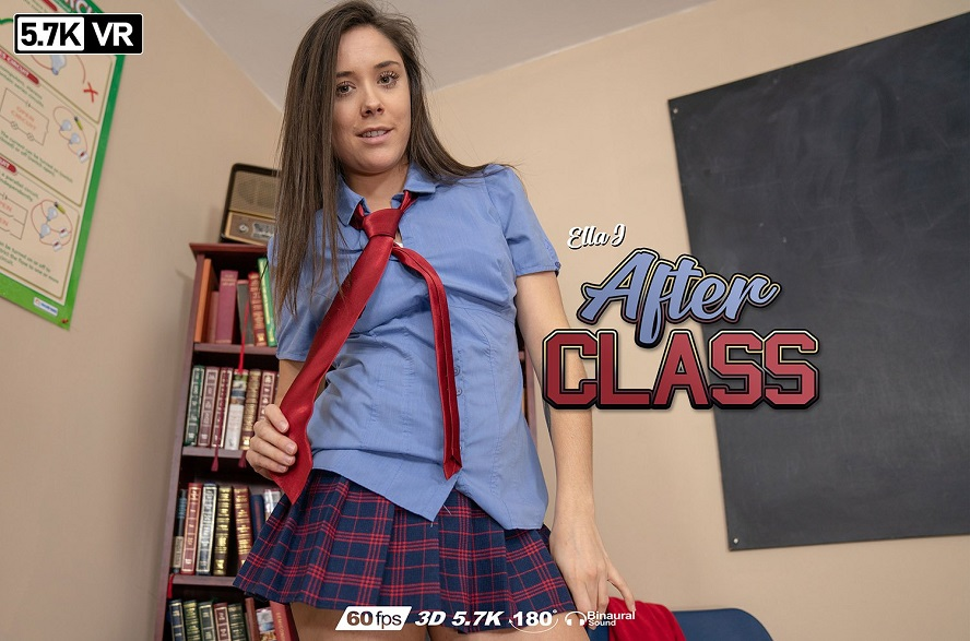 After Class, Ella Jay, May 12, 2019, 3d vr porno, HQ 2880