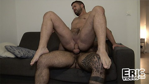 EricVideos - Andre Madd and Teddy Torres Share their cum