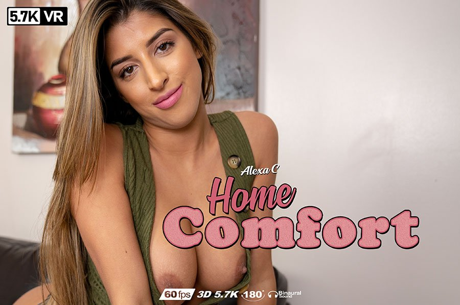Home Comfort, Alexa Campbell, Jun 1, 2019, 3d vr porno, HQ 2880