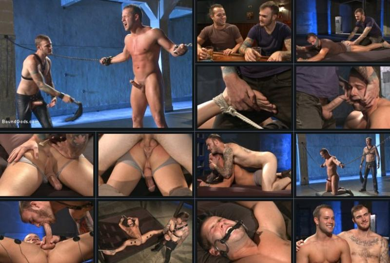 BoundGods - Christian Wilde, Luke Adams - 12 Days a Slave