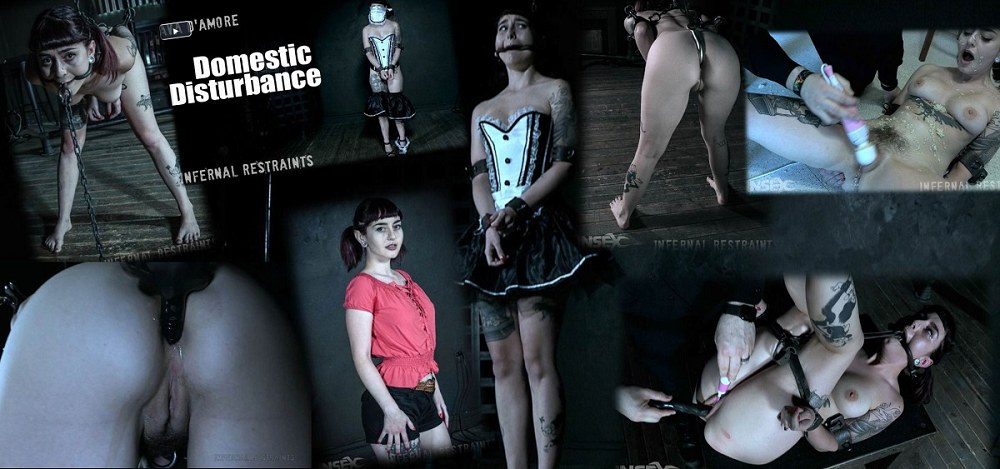 InfernalRestraints - Ava D'Amore - Domestic Disturbance