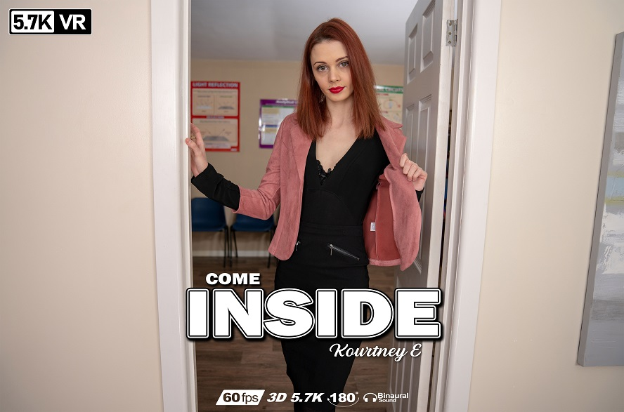 Come Inside, Kourtney E, Jul 15, 2019, 3d vr porno, HQ 2880