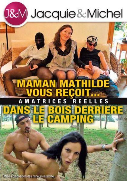 Maman Mathilde vous recoit...dans les bois derriere le camping