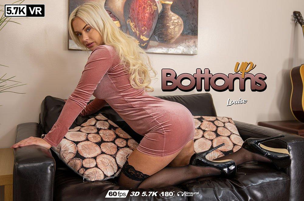 Bottoms Up, Louise P, Sep 3, 2019, 3d vr porno, HQ 2880