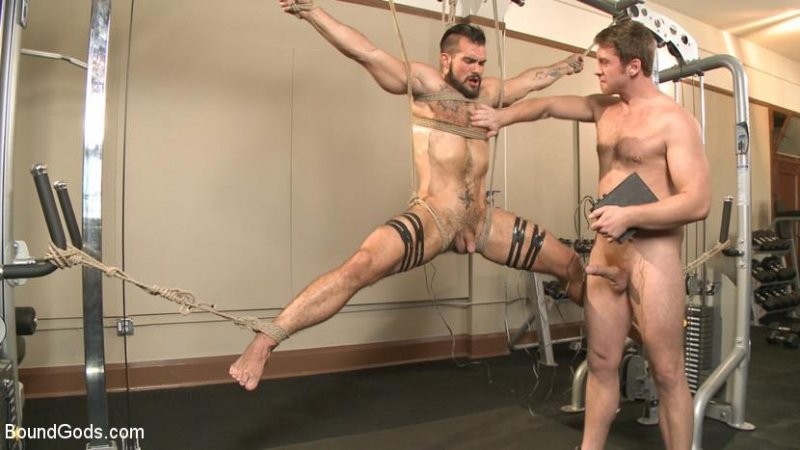 BoundGods - Connor Maguire and Aarin Asker