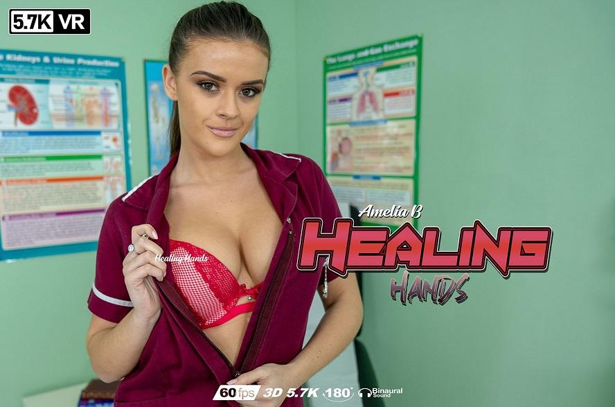 Healing Hands, Amelia B, Oct 13, 2019, 3d vr porno, HQ 2880