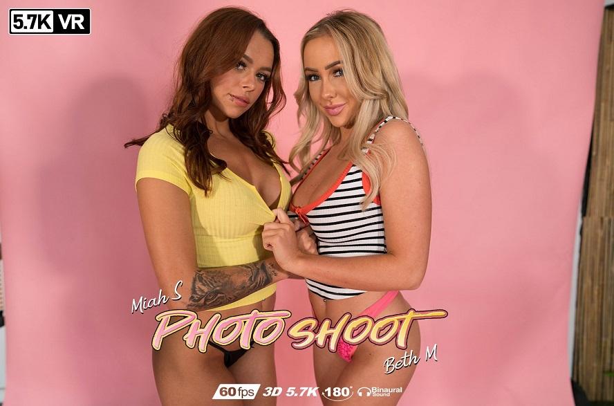 Photoshoot, Bethany Morgan & Miah S, Oct 5, 2019, 3d vr porno, HQ 2880