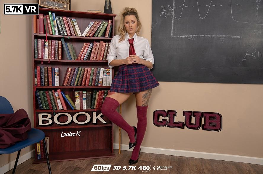 Book Club, Louise K, Oct 15, 2019, 3d vr porno, HQ 2880