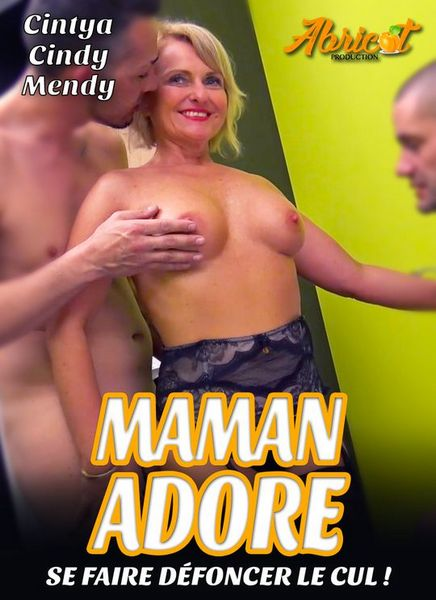 Maman Adore Se Faire Defoncer Le Cul - Mom Loves Getting Ass Fucked (2019 / HD Rip 720p)