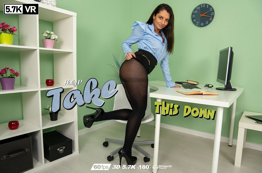 Take This Down, Holly P, Oct 21, 2019, 3d vr porno, HQ 2880