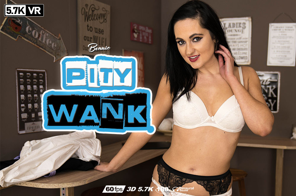 Pity Wank, Bonnie, Jul 10, 2019, 3d vr porno, HQ 2880