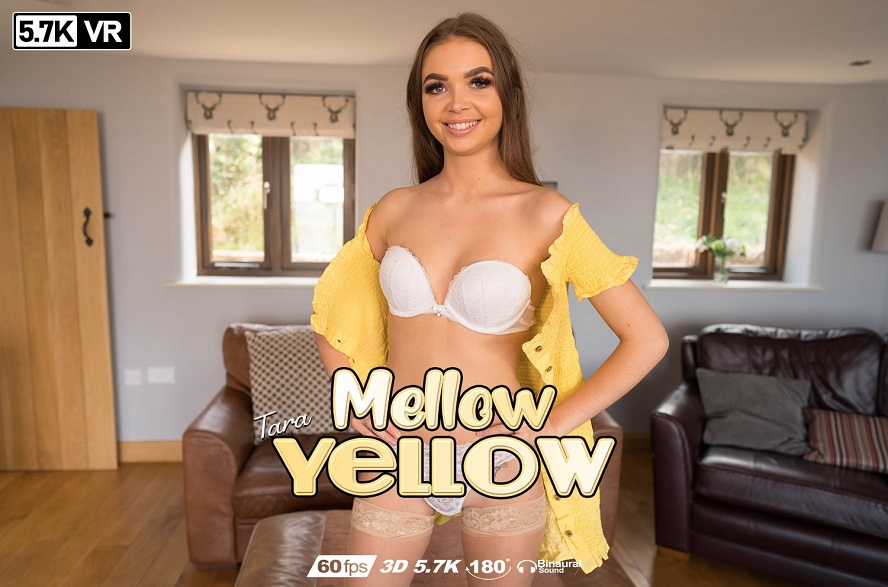 Mellow Yellow, Tara, Nov 18, 2019, 3d vr porno, HQ 2880