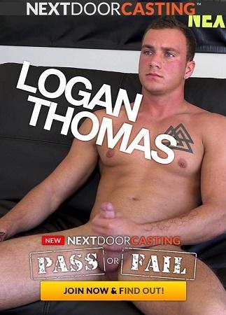NextDoorCasting - Casting Audition - Logan Thomas FHD