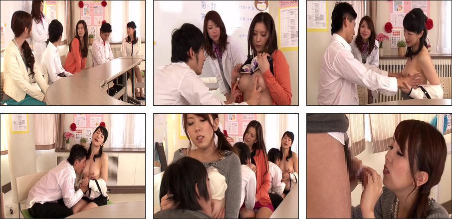 SDDE-303, Scene 2