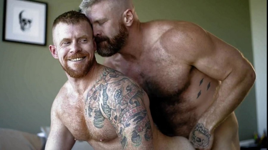 RawFuckClub - Jack Vidra - Photoshoot with Cain Marko