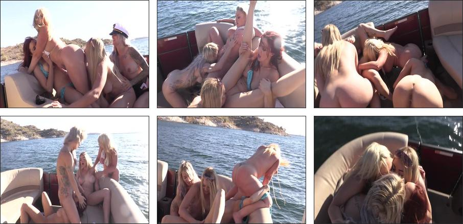 Alexis Texas Boats & Hoes #1, Scene 4