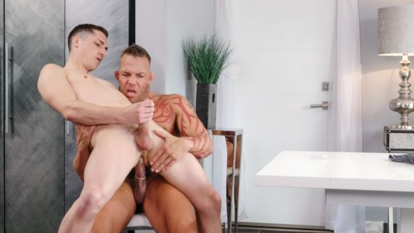 IconMale - My Best Friend's Dad scene 4 - Tristan Brazer & Tristan Hunter