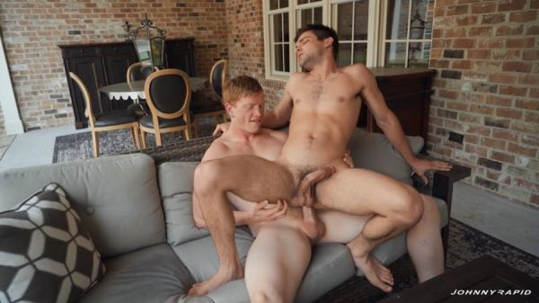 JohnnyRapid - Johnny Rapid & Kyle Connors - Gingers First Fuck