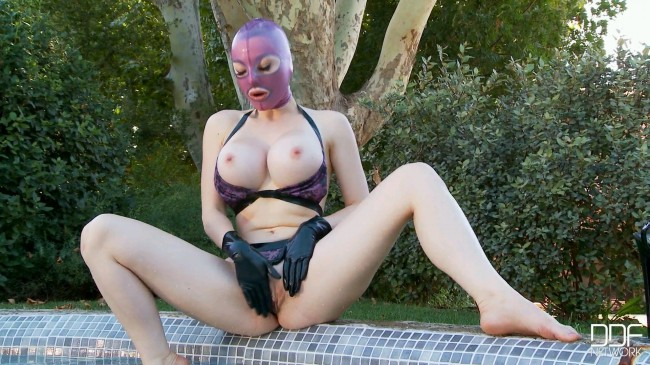 Haughty, Busty, And Bizarre - Latex Lucy